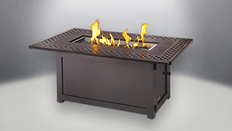 Fire Pits & Tables section