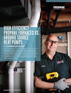 Propane Furnaces Vs Heat Pumps