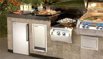 OutdoorKitchen Appliances